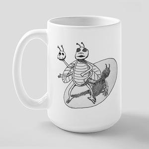 Acting Bug Large Mug