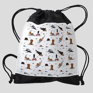 CKCS Playtime Drawstring Bag