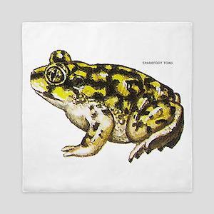 Spadefoot Toad Queen Duvet