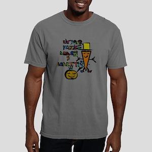 Eat your Veggies - Mr. O Mens Comfort Colors Shirt