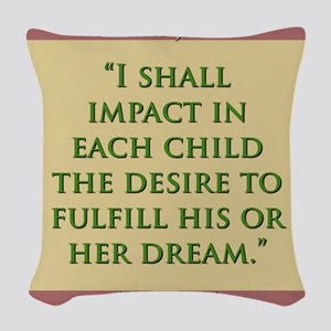 I Shall Impact In Each Child The Desire - H James