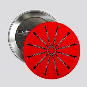 Wheel of Clarinet Red Red Pins (100 pack)