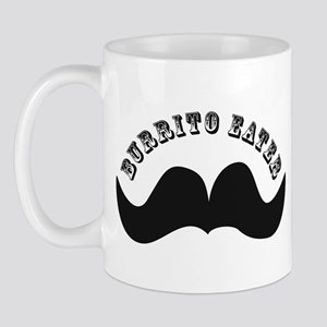 Burritoeater_T_front Mugs