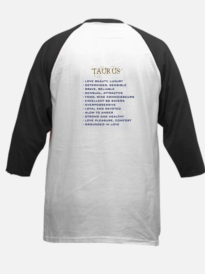 Taurus II Kids Baseball Jersey