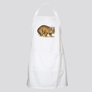 Wombat Animal Apron