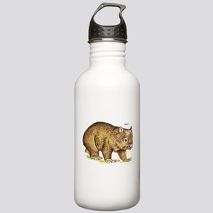 Wombat Animal Stainless Water Bottle 1.0L