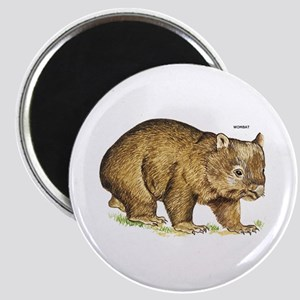 Wombat Animal Magnet