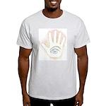 Rainbow Petro EyeHand Ash Grey T-Shirt