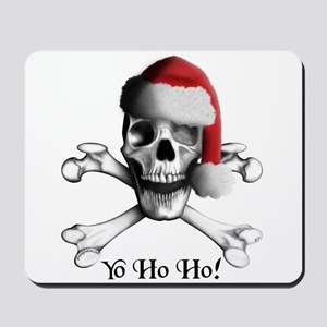Christmas Pirate Mousepad