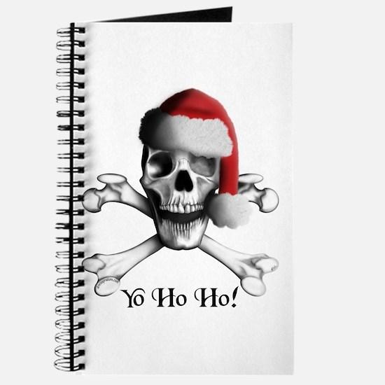 Christmas Pirate Journal