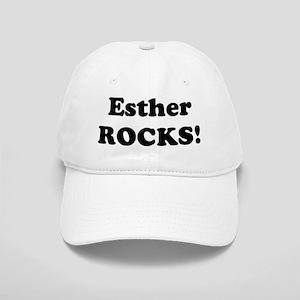 Esther Rocks! Cap