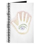 Rainbow Petro EyeHand Journal
