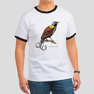 Wilson's Bird of Paradise Ringer T