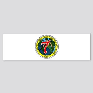 USNMCB 7 Bumper Sticker