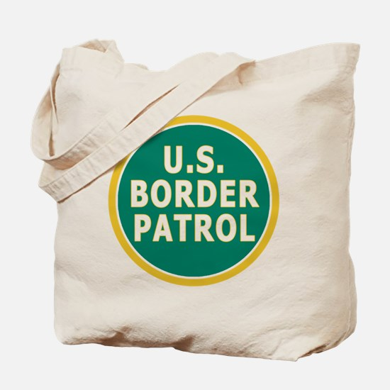 US Border Patrol Tote Bag