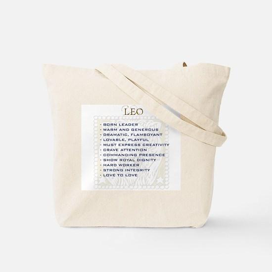 Leo II Tote Bag