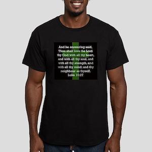 Luke 10:27 T-Shirt