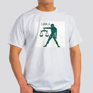 Libra II Ash Grey T-Shirt