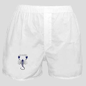 Scorpio II Boxer Shorts