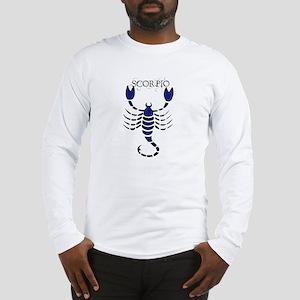 Scorpio II Long Sleeve T-Shirt