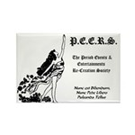 PEERS Rectangle Magnet (10 pack)