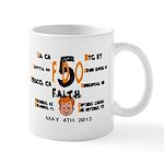 FDO 5 Cities Mug