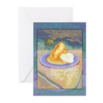 Pear Greeting Cards (6)