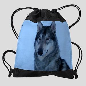a zz leash out Cosmo le cr en cr.jp Drawstring Bag