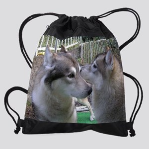 a 64 EN Drawstring Bag
