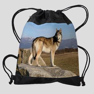 a 68 EN Drawstring Bag