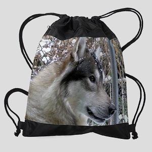 a 44 EN cr for mousepad Drawstring Bag