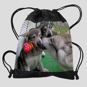 a 62 EN for mousepad Drawstring Bag