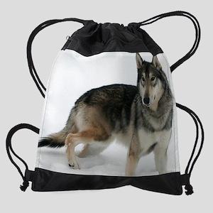 a 76 EN for mousepad Drawstring Bag