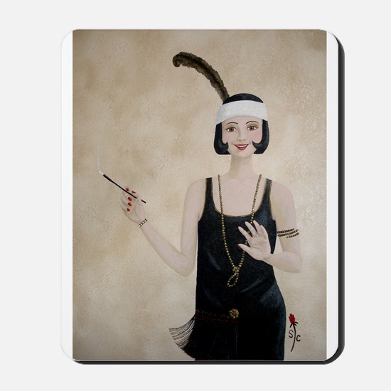 StephanieAM Flapper Mousepad