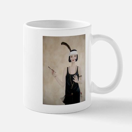StephanieAM Flapper Mug