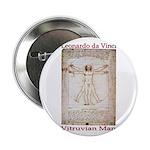 Vitruvian Man Button