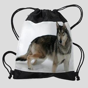 a 76 EN for calendar Drawstring Bag