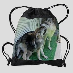 a 57 en Drawstring Bag