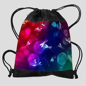 d1d386db57 Rainbow Of Light Drawstring Bags - CafePress