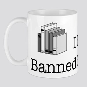 Banned Books! Mug