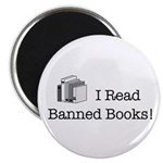 Banned Books! Magnet