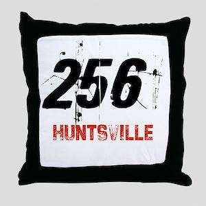 256 Throw Pillow