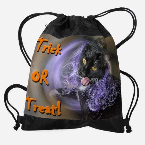 October.jpg Drawstring Bag