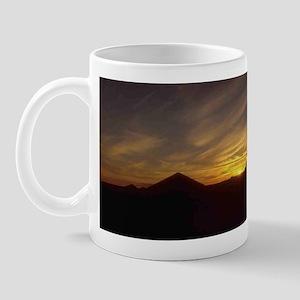 E299099-PYRAMID AT SUNSET Mug