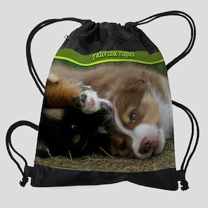 cal_front Drawstring Bag