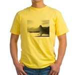 Primal Lake Yellow T-Shirt