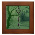 Earth Muse Framed Tile