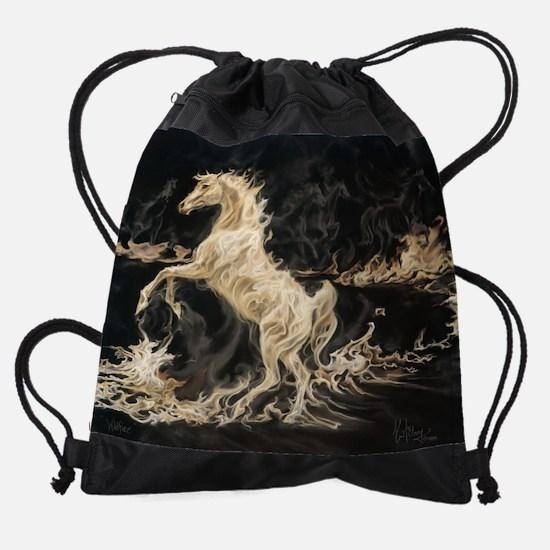 wildfire.jpg Drawstring Bag