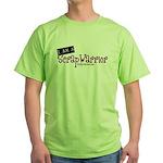 I am a ScrapWarrior Green T-Shirt