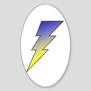 lightning bolt stickers cafepress